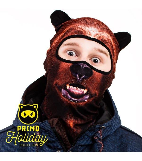 Балаклава PRIMO Beast Russian Bear