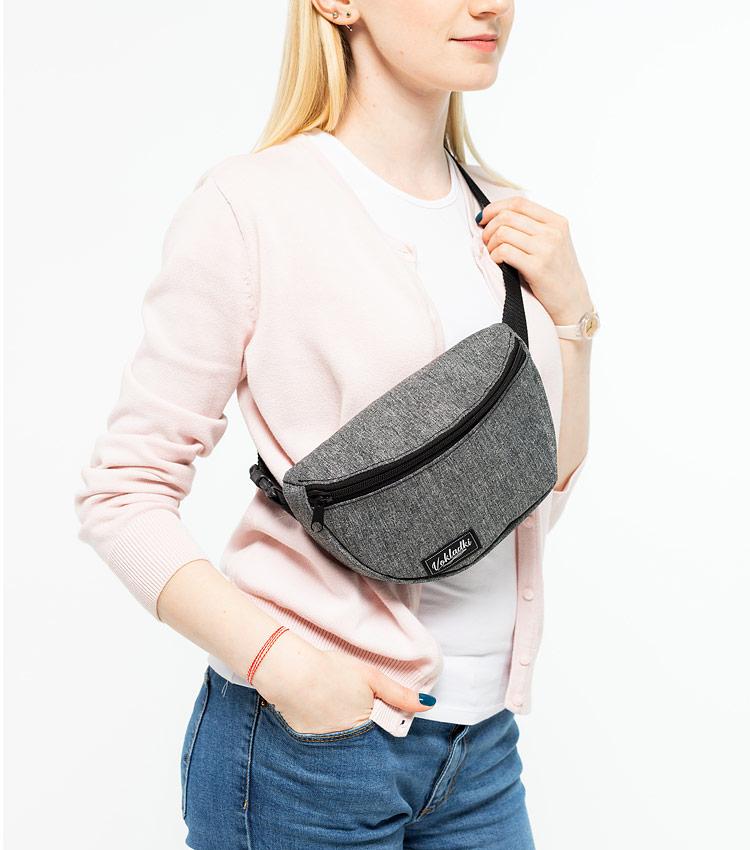 Поясная сумка (с ключницей) Vokladki «33 фламинго»