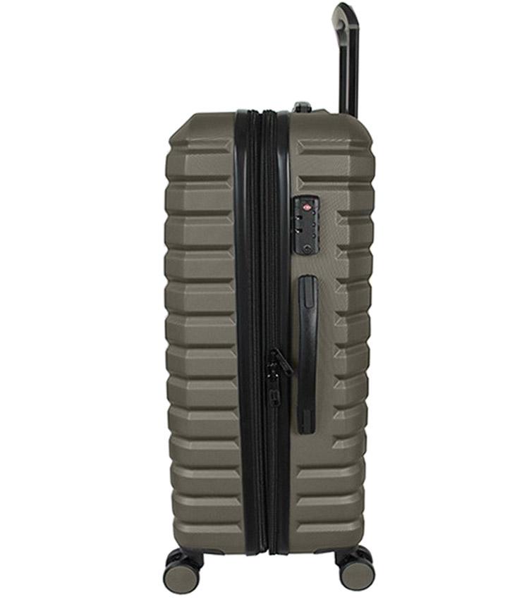 Средний чемодан IT Luggage Uphold 16-2432-08 (73 см) - Dark grey