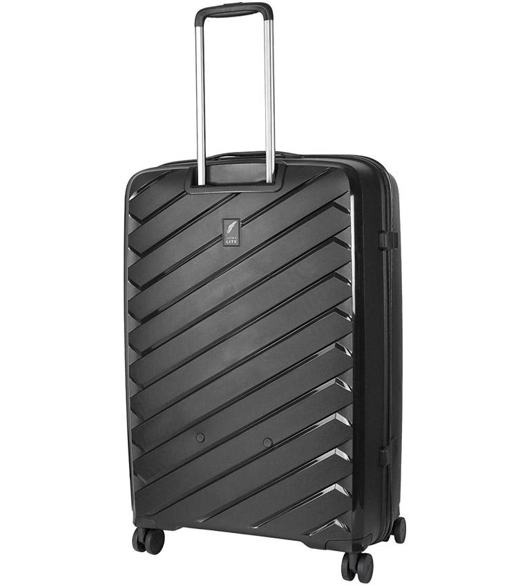 Большой чемодан IT Luggage Influential 15-2588-08 (79 см) - Black