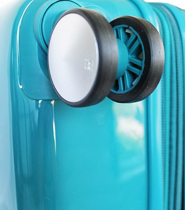 Большой чемодан IT Luggage Sheen 16-2269-08 (80 см) - Harbour blue
