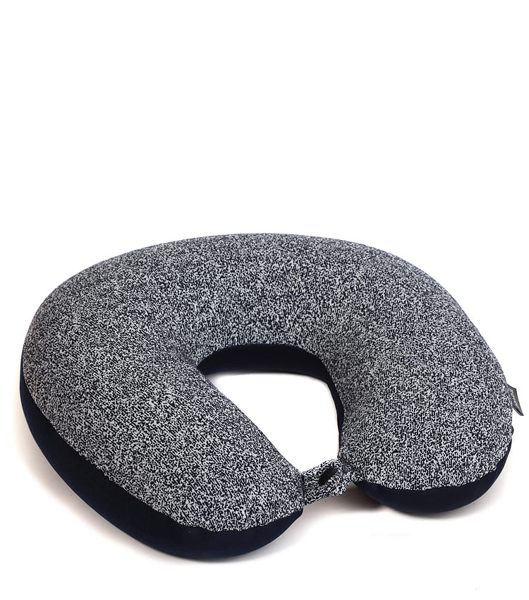 Дорожная подушка Travel Pillow Granules night blue