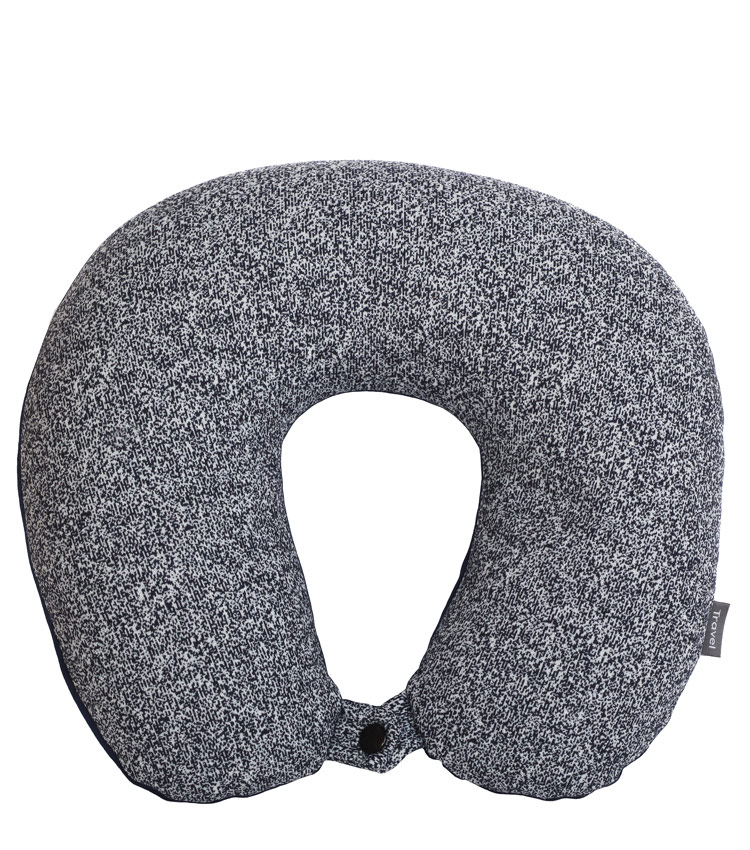 Дорожная подушка Travel Pillow Granules night blue