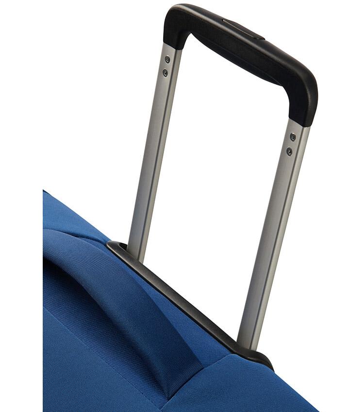 Малый чемодан American Tourister 77G*11001 Matchup (55 см) - Neon Blue ~ручная кладь~