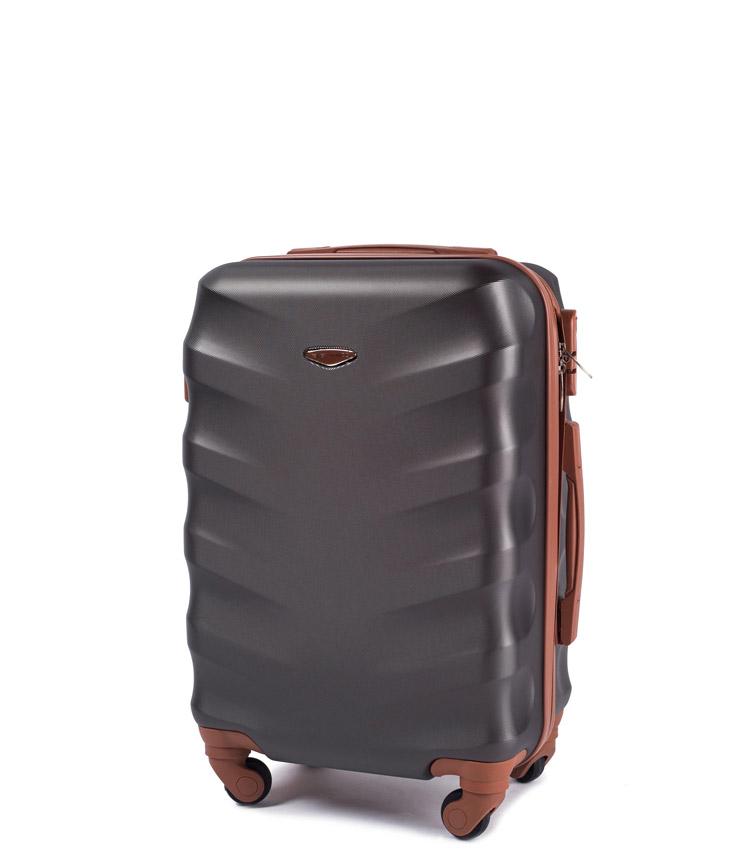 Малый чемодан Wings Albatross 402-5 - Black (55 см)