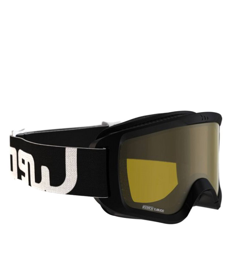 Маска для сноуборда WEDZE G120 JUODI (размер L) - black