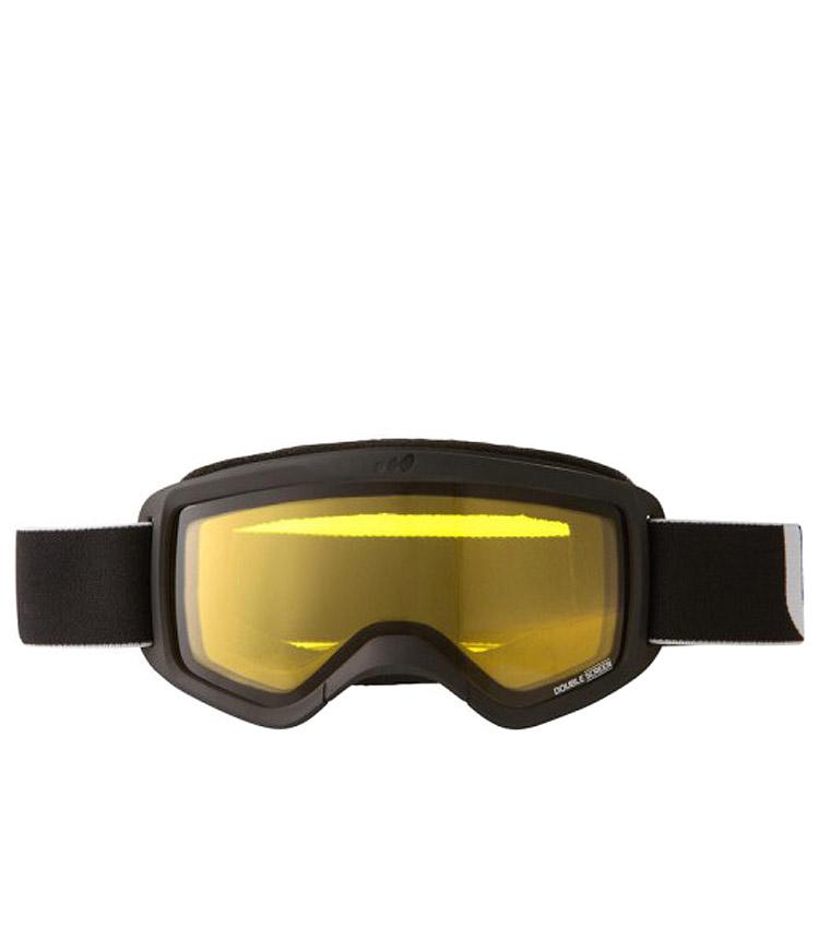 Маска для сноуборда WEDZE G120 JUODI (размер S) - black