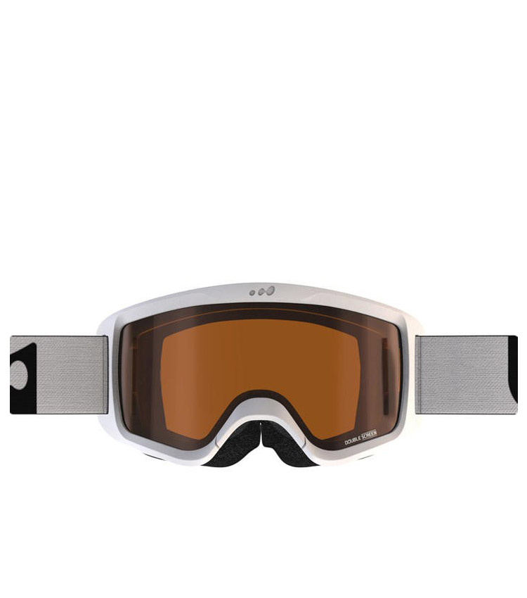Маска для сноуборда WEDZE G140 BALTI (размер S) - white