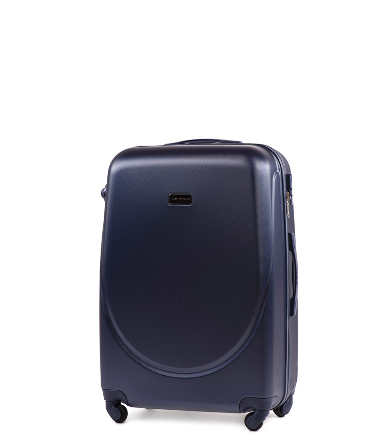 Мини чемодан Wings Goose 310-4 - Blue (51 см)