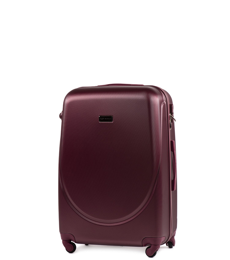Мини чемодан Wings Goose 310-4 - Burgundy (51 см)