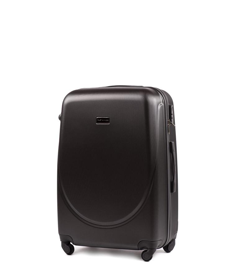 Мини чемодан Wings Goose 310-4 - Dark grey (51 см)