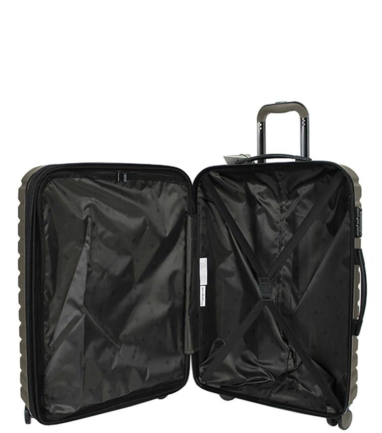 Малый чемодан IT Luggage Uphold 16-2432-08 (55 см) - Dark grey ~ручная кладь~