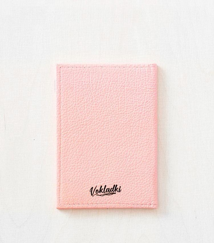 Обложка для паспорта Vokladki «Венок»