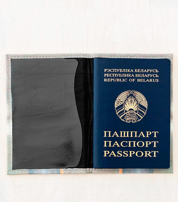 Обложка для паспорта Vokladki «Облака»