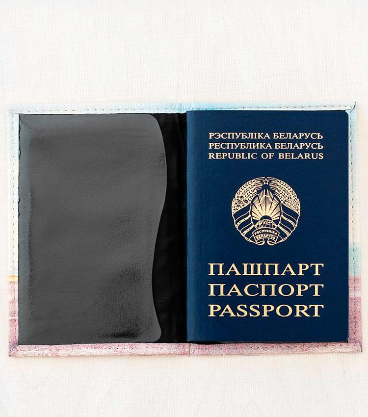 Обложка для паспорта Vokladki «Симферополь»