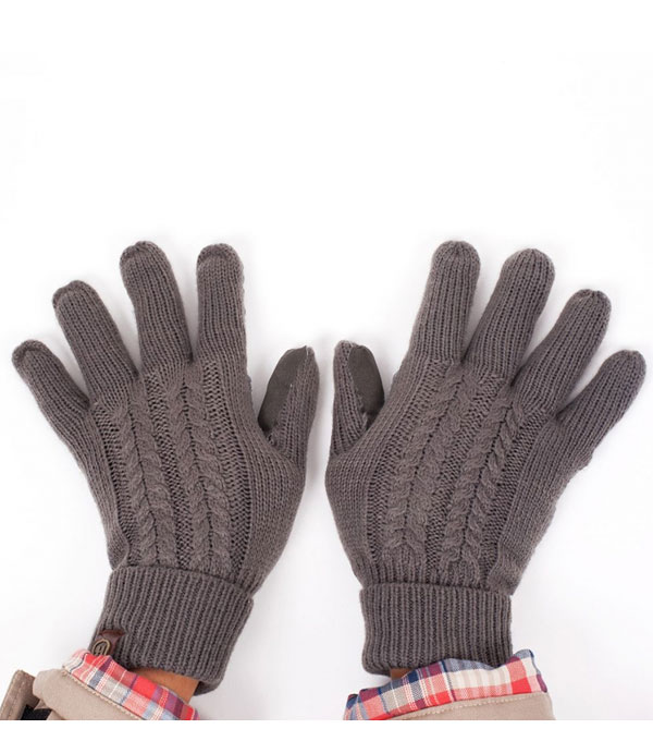 ПЕРЧАТКИ HARRISON RICHARD GLOVES grey