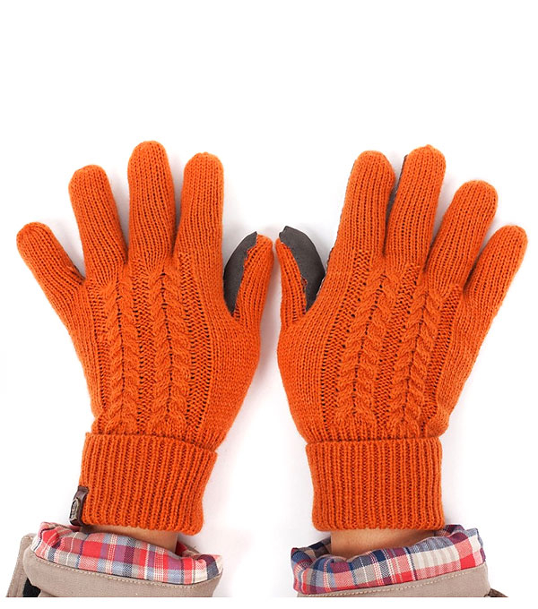 ПЕРЧАТКИ HARRISON RICHARD GLOVES orange