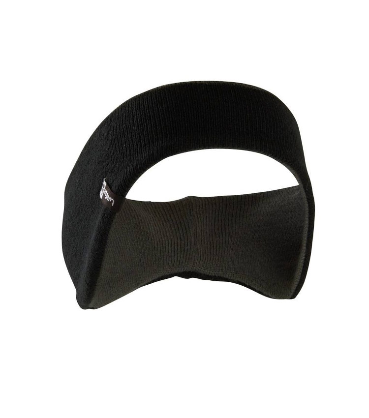 Повязка на голову WEDZE black