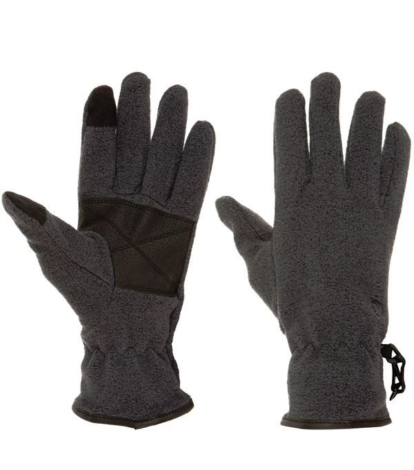 Перчатки Outventure fleece темно-серые