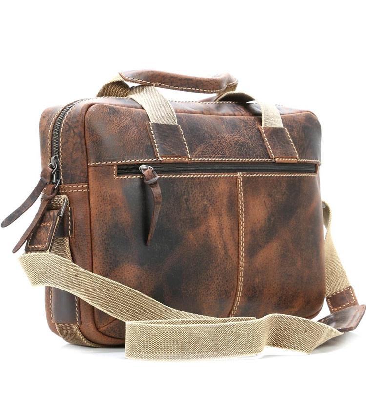 Портфель кожаный Wenger W23-06Br Arizona