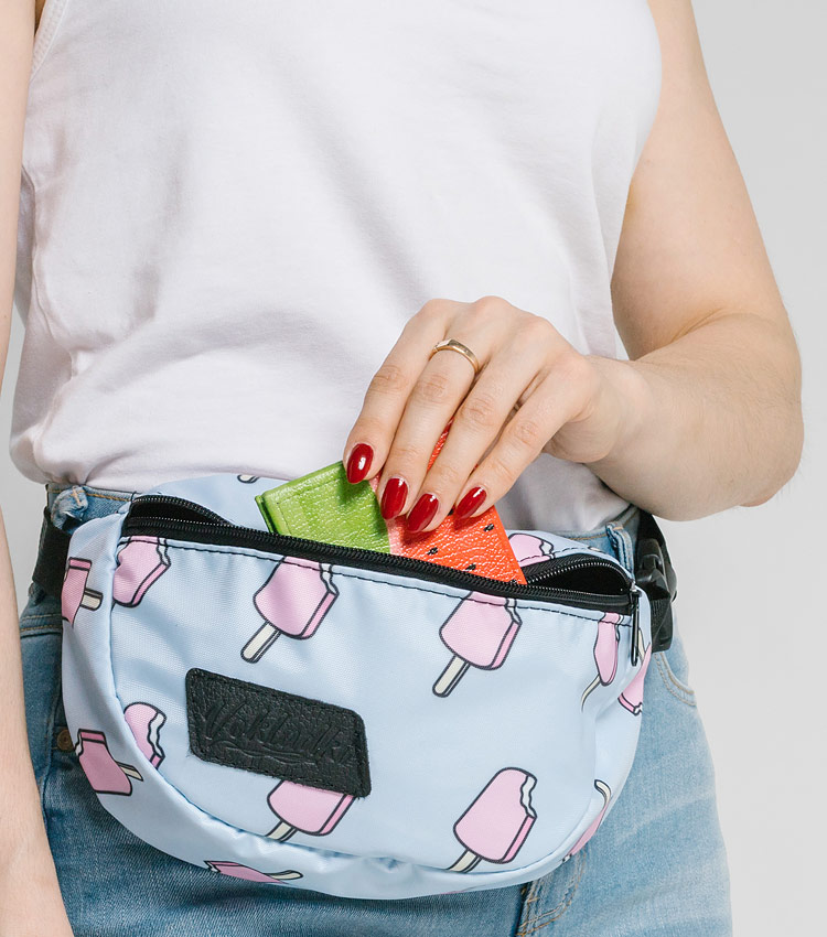 Поясная сумка Vokladki «Морожко»
