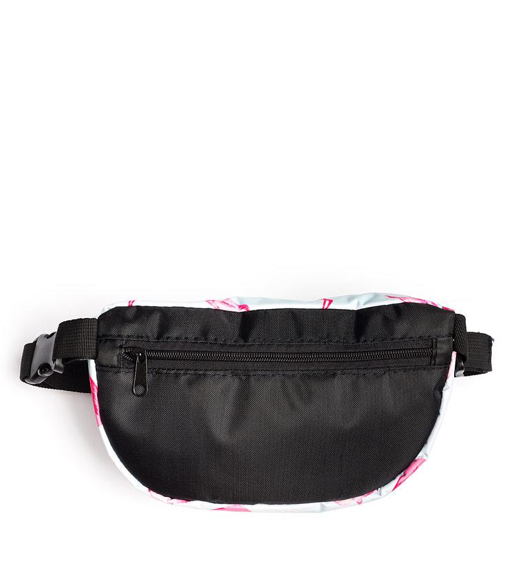 Поясная сумка Vokladki «Фламинго»