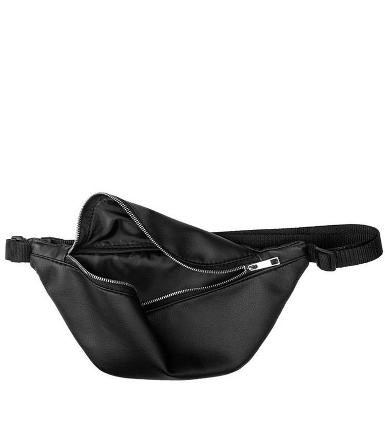Поясная сумка мини Vokladki «Блэк»