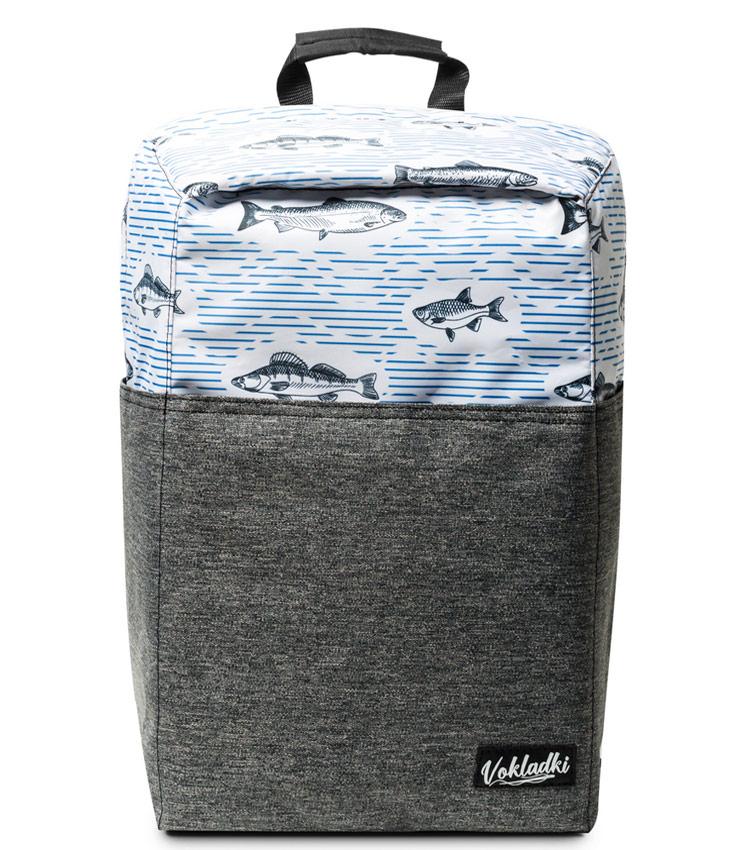 Рюкзак Vokladki  (каркасный) «Рыбки»