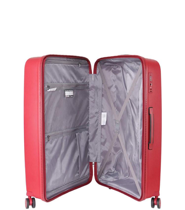 Средний чемодан IT Luggage Influential 15-2588-08 (69 см) - Brick red