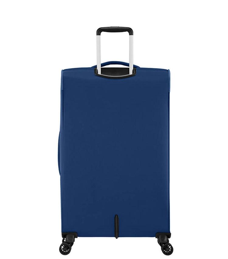 Средний чемодан American Tourister 77G*11004 Matchup (67 см) - Neon Blue