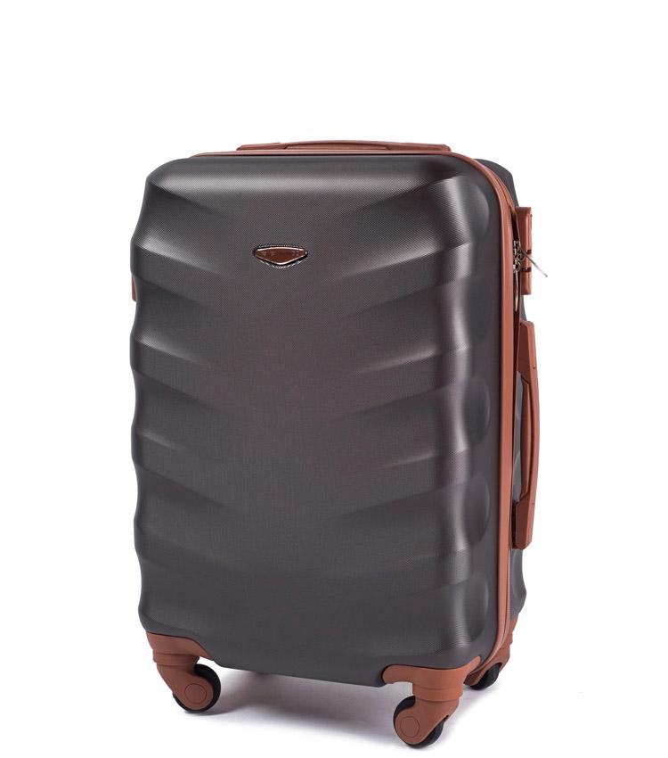 Средний чемодан Wings Albatross 402-5 - Black (65 см)