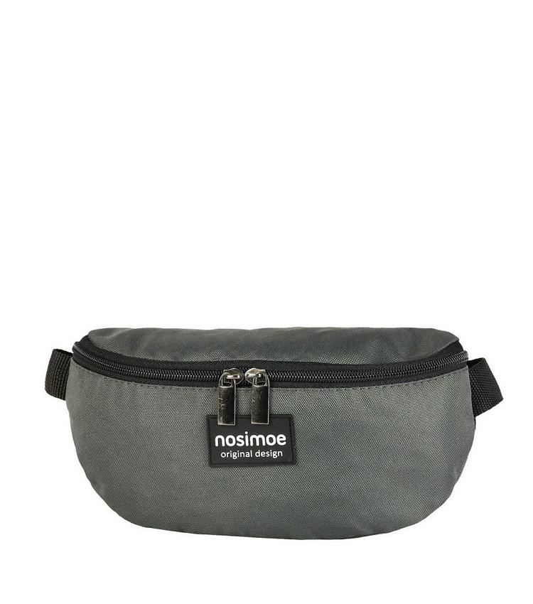 Сумка на пояс NOSIMOE 091D - серый