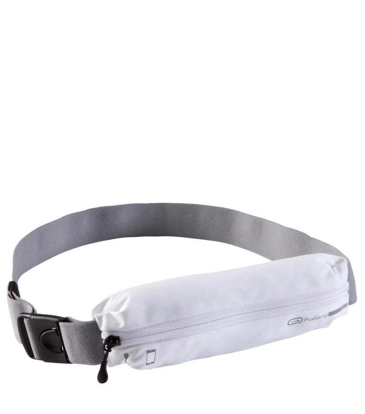 Сумка-ремень для смартфона KALENJI - белая