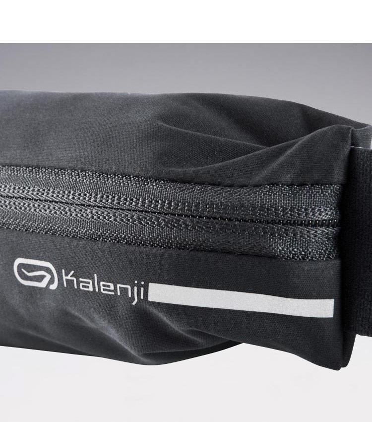 Сумка-ремень для смартфона KALENJI - черный
