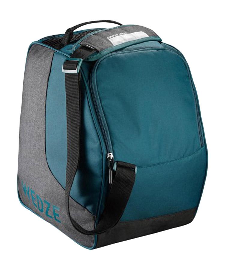Сумка-чехол WEDZE 500 для горнолыжных ботинок/шлема/маски - turquoise