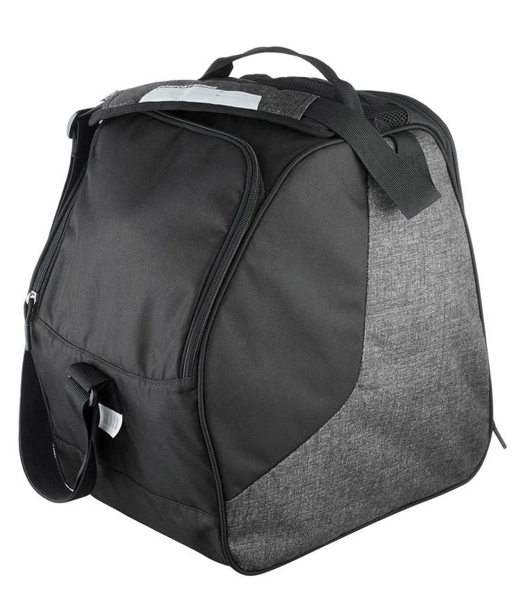 Сумка-чехол WEDZE 500 для горнолыжных ботинок/шлема/маски - dark grey