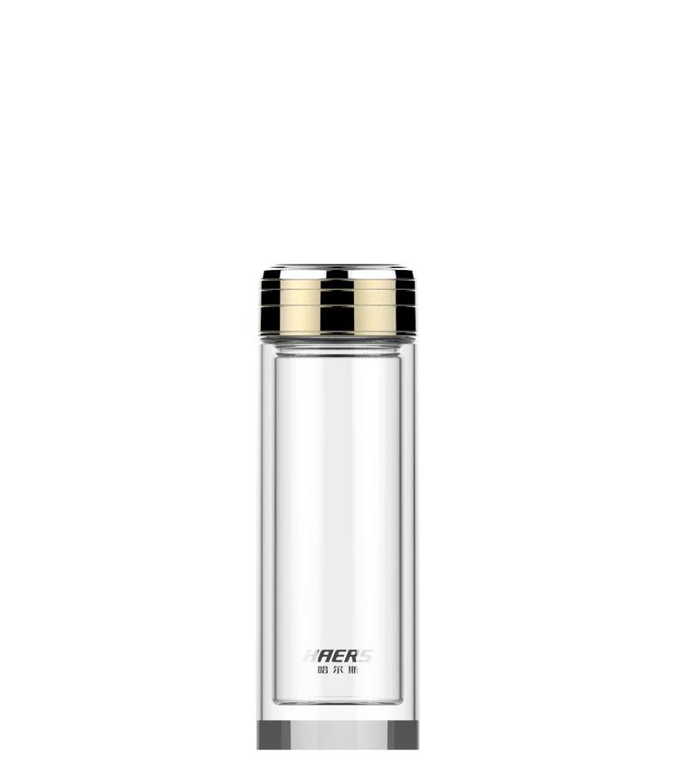 Термос HAERS HBL-300-57 300 мл. - золотистый