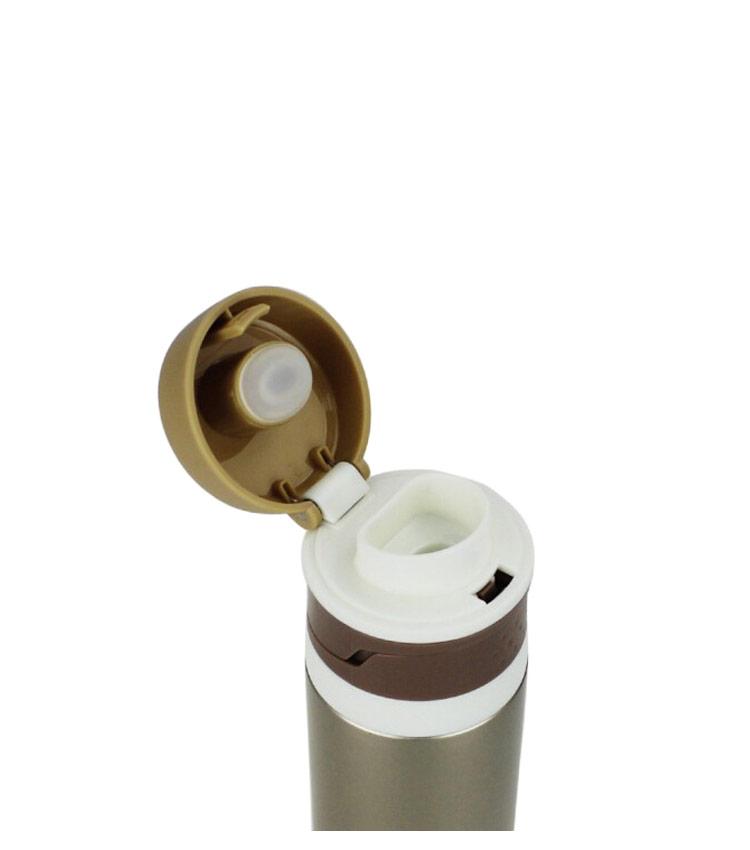 Термос HAERS HC-220-4 220 мл. - золотистый