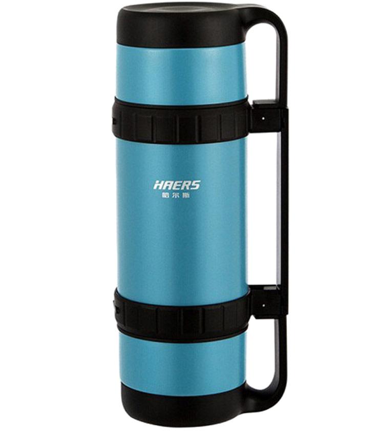 Термос HAERS HG-1600-2 1600 мл. - синий