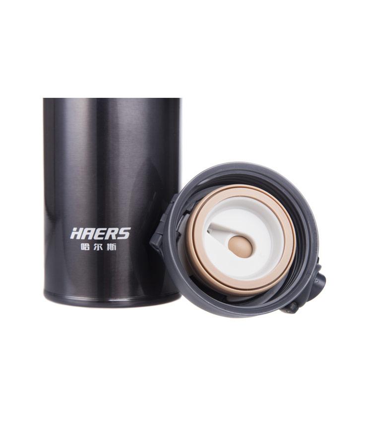 Термос HAERS HD-350-24 350 мл. - розовый