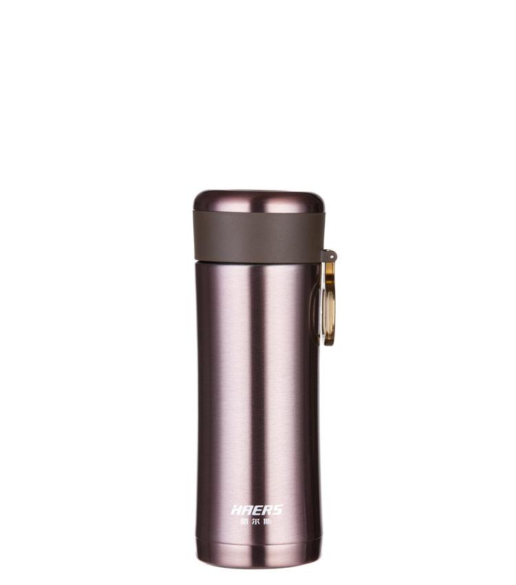 Термос HAERS HW-350-32 350 мл. - розовое золото