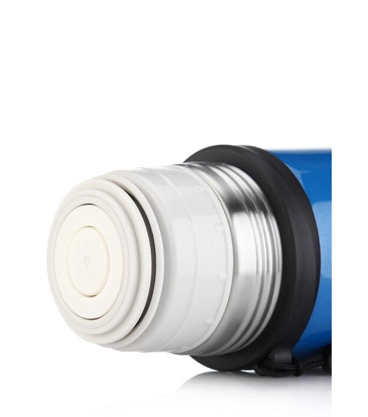 Термос HAERS LB-500F-6 500 мл. - синий