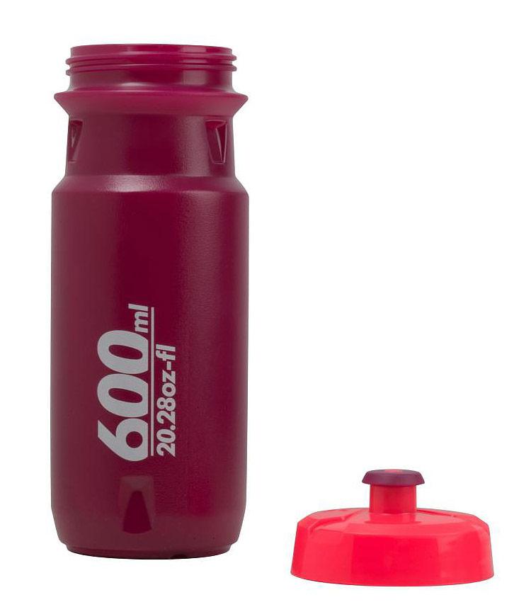 Фляга для жидкости BTWIN 600 МЛ - лиловая