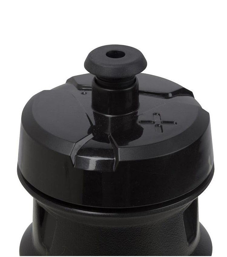 Фляга для жидкости BTWIN 600 МЛ - чёрная