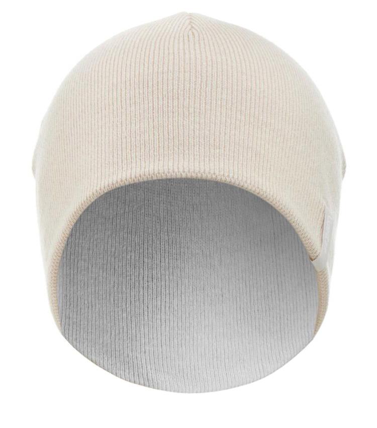 Шапка двухсторонняя WEDZE REVERSE beige-white