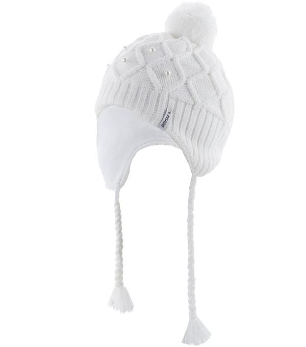 Женская шапка с кисточками Glissade (G6WUC4)