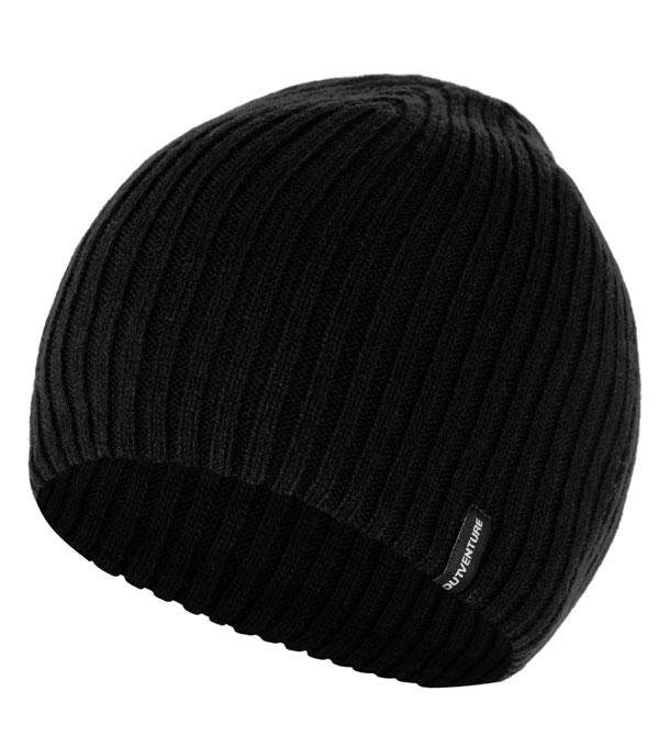 Черная шапка Outventure Hat (108) черная