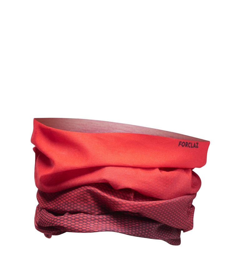 Шарф-бандана FORCLAZ TREK 100 - Coral purple