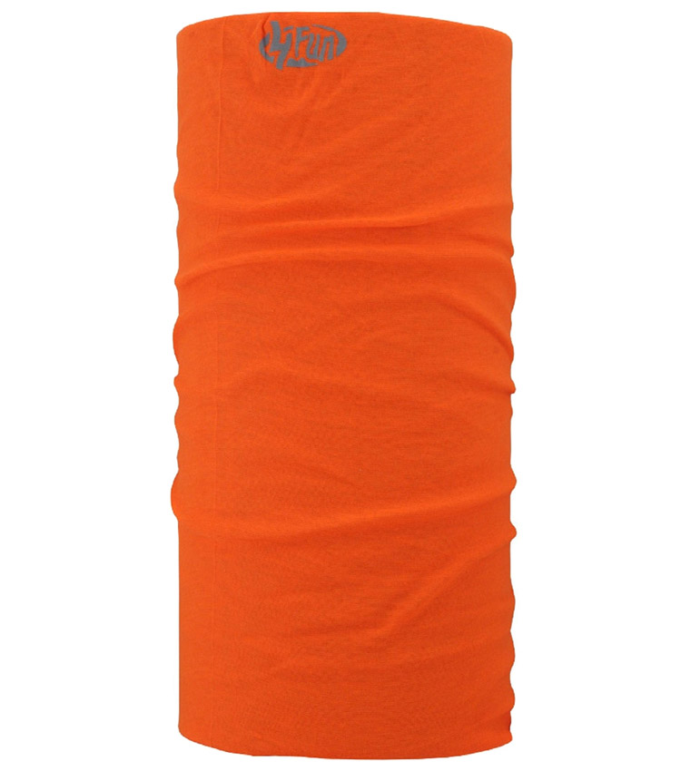Шарф-труба 4Fun Chusta neon orange