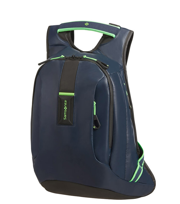 Рюкзак Samsonit Paradiver light 01N*31001 - Night Blue/Fluo Green